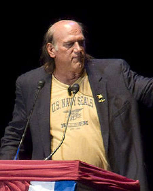 Jesse Ventura did not support the National Day of Prayer