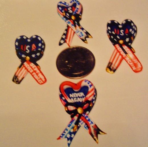 9/11 pins