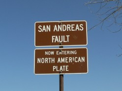 The San Andreas Fault Line