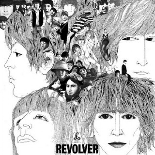 Revolver is included in The Beatles Mono Box Set. Revolver Cover