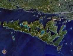 Manitoulin Island photo from wikimedia.org