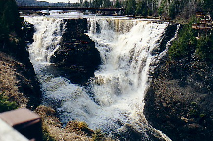 Thunderbay Kaneka Falls photo from igougo