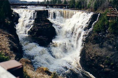 Thunderbay Kaneka Falls photo from igougo