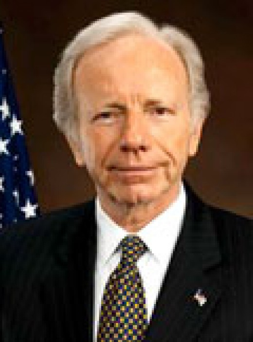 Senator Joe Lieberman, I-Conn.