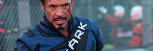 Robert Downey fiercer than ever returns again as the Iron Man...