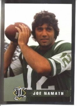 NFL Hall of Fame - Joe Namath