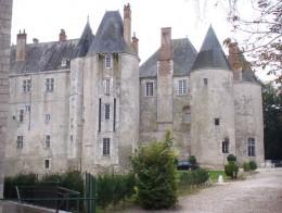 The Chateau Meung sur Loire