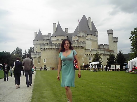 Chabenet Castle in The Indre, France