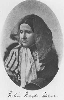 In 1870 Julia Ward Howe was the first to proclaim Mother's Day, with her Mother's Day Proclamation.
