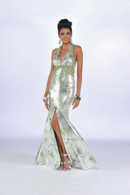 Prom Dress: Bonny Mystic Prom Dress Style:3006
