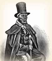 King Moshoeshoe I. Image Wikipeida