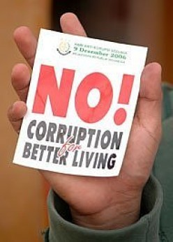 Corruption Ratings by Transparency International, Update Report 2014