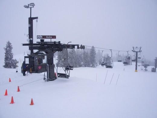Timberline Lodge Mt. Hood - Winter