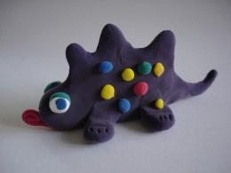 Dino-dough!