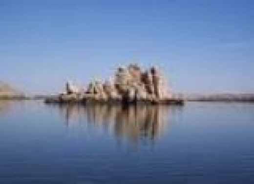 Island in the Nile