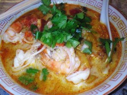 Tom Yam soup, image courtesy of flickrhttp://images.search.yahoo.com/images/