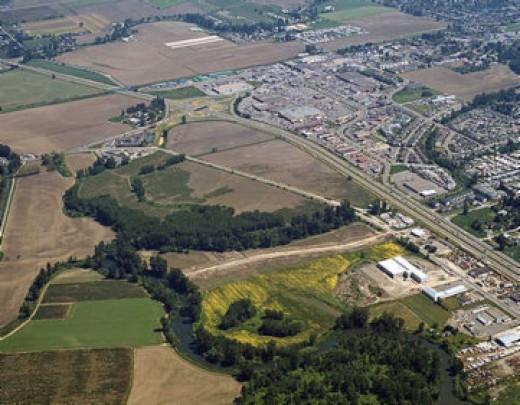 2) Chilliwack, BC