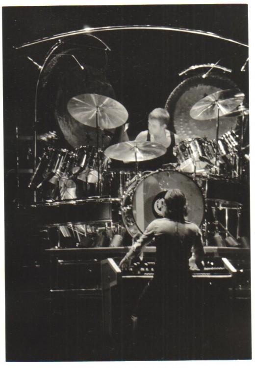 Keith Emerson & Carl Palmer-1977