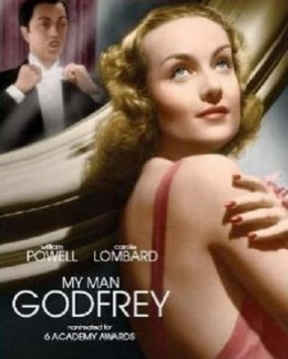 Movie Cover for My Man Godfrey