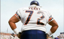 William Perry The Refrigerator - The Chicago Bears