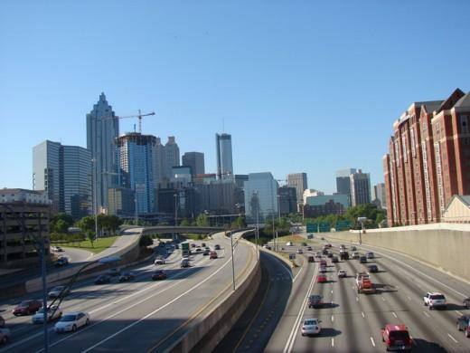 Gutters in Atlanta