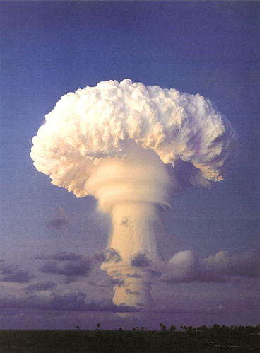 Nuclear war, frightful as it is, is by far, not the only risk that comes from handling radioactive material. There has been more damage done by meltdowns and mishandling of radiological materials than in Hiroshima and Nagaski combined.