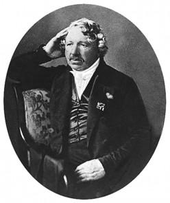 Who was Louis Jacques Mande Daguerre?