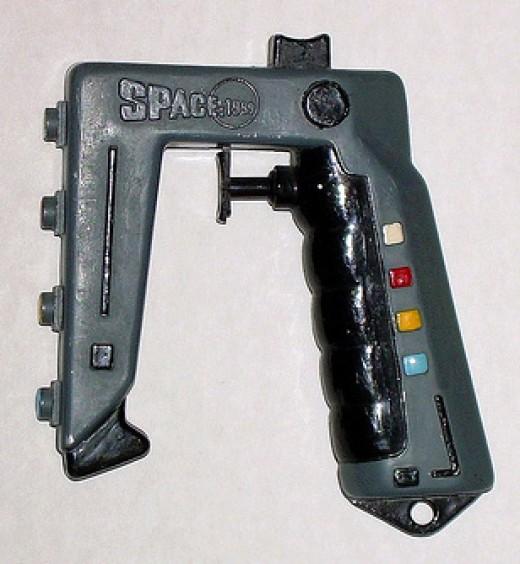 A stun gun