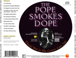 The Pope Smokes Dope
