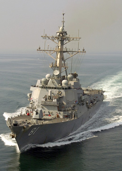USS Winston S. Churchill (DDG 81)
