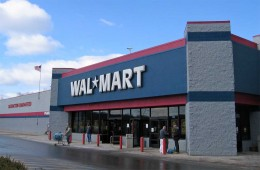 Efficiency incarnate. Most people dream of going to heaven. Economists dream of going to Walmart.