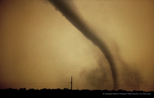 Tornadoes are chaotic and destructive, but we may be able to dissipate them before they do real harm.