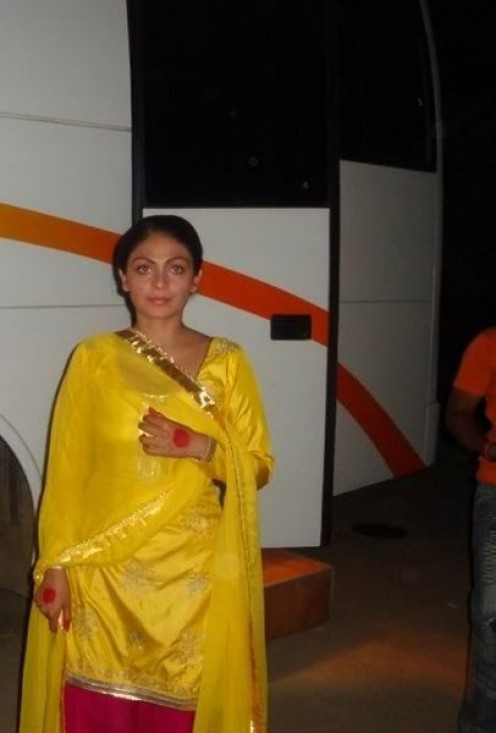 desi Punjabi model