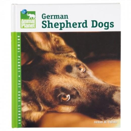 German Shepherd Dogs (Animal Planet Pet Care Library)$11.95
