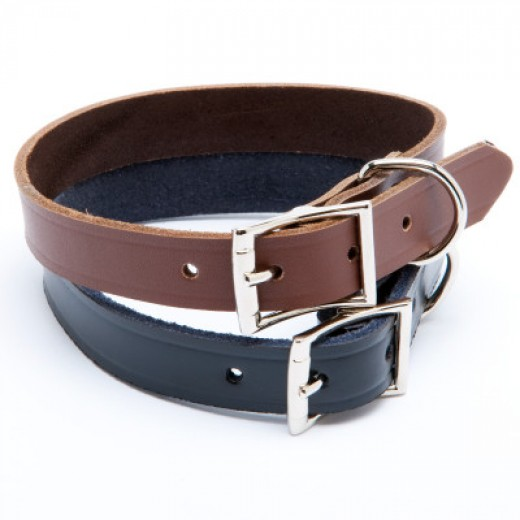Grreat Choice Leather Buckle Collars $6.99