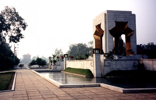 Hanoi War Memorial