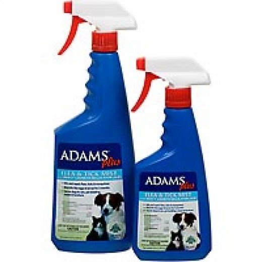 Adams Plus Flea & Tick Mist for Dogs & Cats $9.97