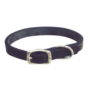 PETCO Leather Collars in Black $9.97