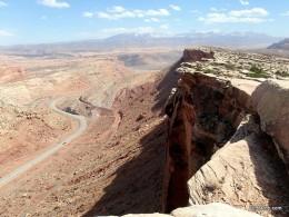 Moab, Utah Mountain Biking Trail