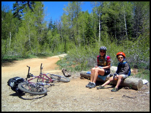 Lake Tahoe Mountain Biking Trails