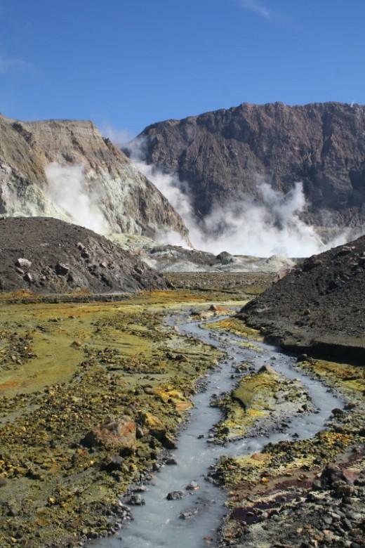 White Island Volcano Tour
