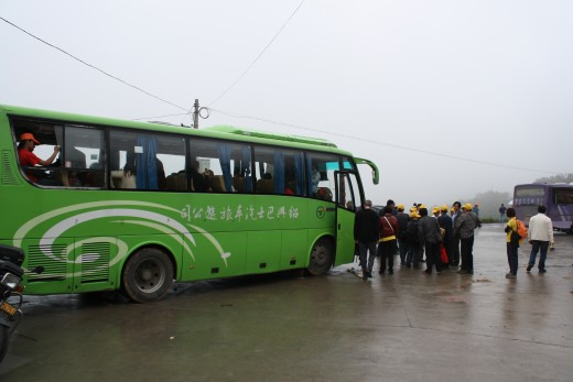 Our green bus