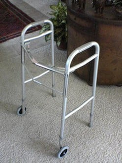 Walkers for Those Who Have Mobility Problems or Physically Disabled