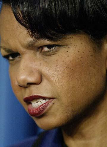 Condolezza Rice