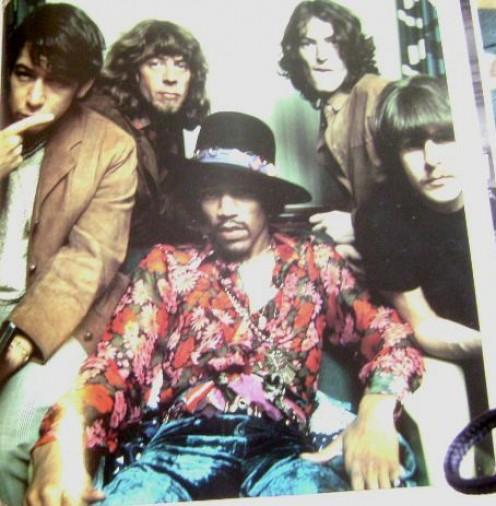 Eric Burdon and fellow rockers