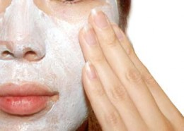 Exfoliating Your Face