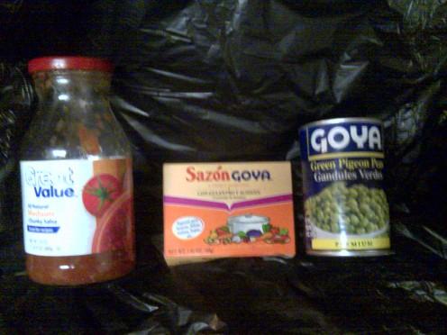 Part II ingredients
