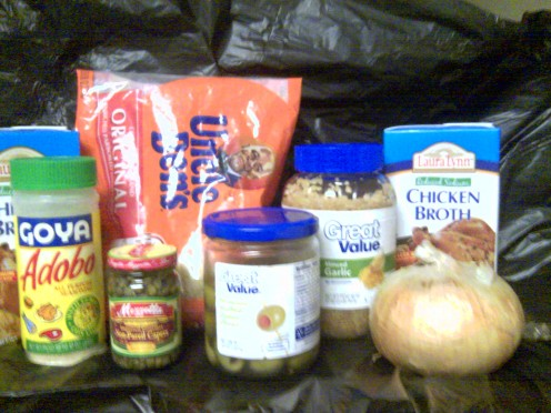 Part I ingredients
