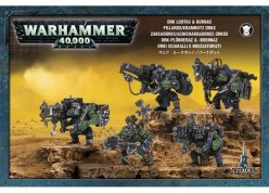 Warhammer 40,000 Ork Lootas and Burnas Box Set Review