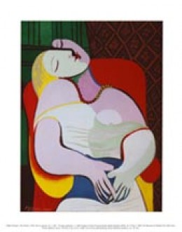 """The Dream"" -Pablo Picasso"